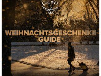 Osprey's Weihnachts Geschenke Guide