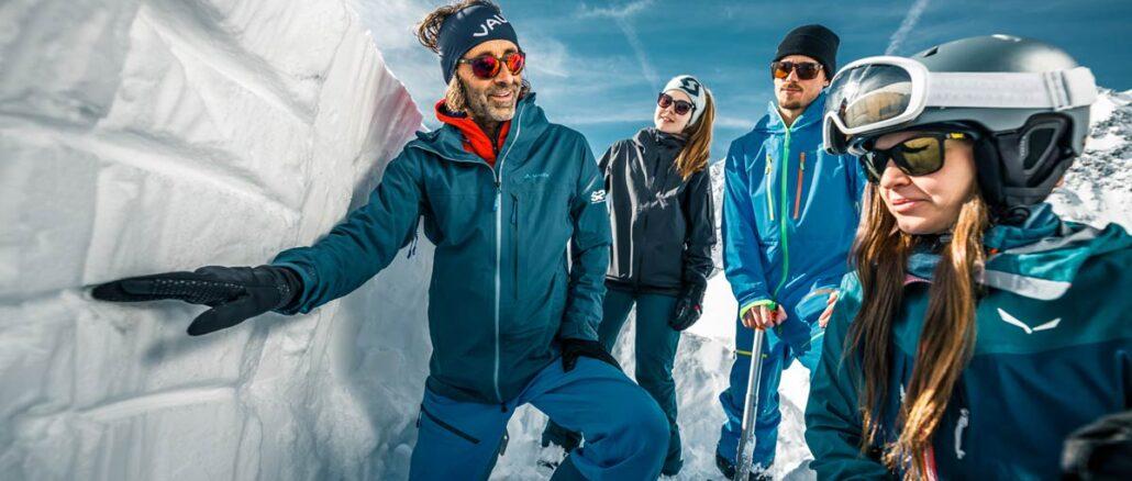 SAAC Snow & Alpine Awareness Camps © Max Dräger