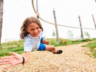 IKUNA Naturerlebnispark Flyline