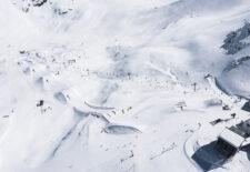Silvaplana bereit für FIS Freeski & Snowboard World Cup Finals Corvatsch 2021