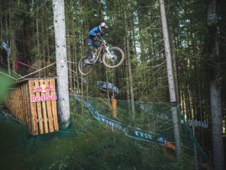 Downhill Aaron Gwin USA © Moritz Ablinger