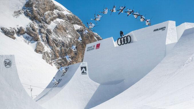 Audi Nines Action Matej Svancer © Fischi