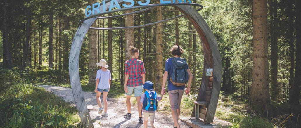 Die ZABT-Card bündelt Urlaubserlebnisse auf beiden Seiten der Zugspitze ©