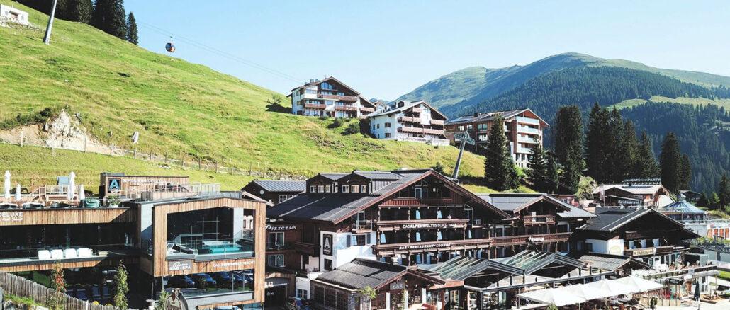 © My Alpenwelt Resort